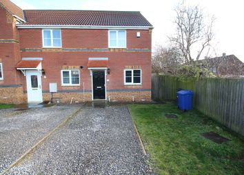 2 bed end terrace house to rent in Kestrel Drive, Mexborough S64