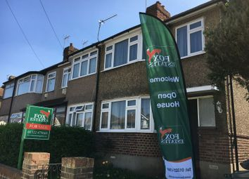 Thumbnail 3 bed terraced house for sale in Brent Close, Dartford