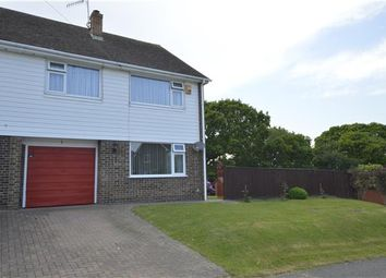 Thumbnail 3 bed semi-detached house for sale in Austen Way, Hastings, East Sussex