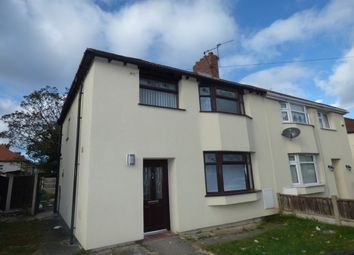 Thumbnail 3 bed property to rent in Finborough Road, Walton, Liverpool