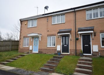 Thumbnail 2 bed town house for sale in Greenacres Drive, Castleford