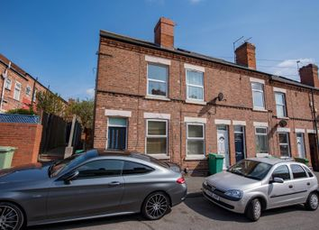 Thumbnail End terrace house to rent in Sketchley Street, Nottingham