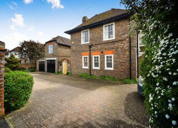 Thumbnail 4 bed detached house for sale in Hartfield Road, Seaford, East Sussex