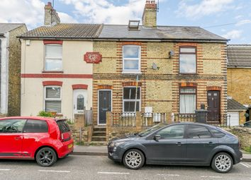 Thumbnail 2 bed terraced house for sale in Constitution Hill, Snodland, Kent