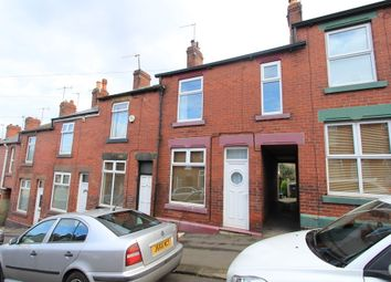 Thumbnail 3 bedroom terraced house for sale in Cartmell Road, Woodseats