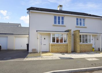 Thumbnail 3 bed semi-detached house for sale in Eagle Drive, Westfield, Midsomer Norton, Bath