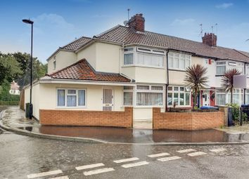 4 bed terraced house for sale in Woodstock Crescent, London N9
