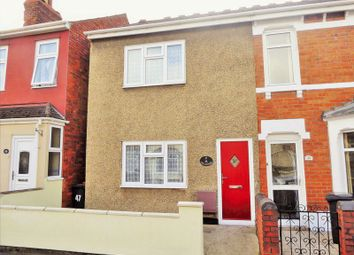 Thumbnail 3 bedroom end terrace house for sale in Ferndale Road, Swindon
