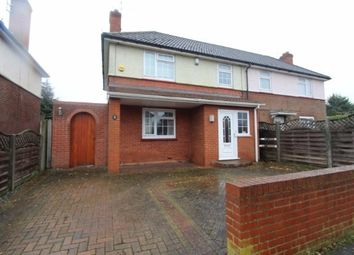 Thumbnail 3 bedroom semi-detached house to rent in Hogarth Road, Ipswich