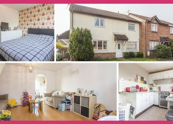 Thumbnail 2 bedroom terraced house for sale in Oregano Close, St. Mellons, Cardiff