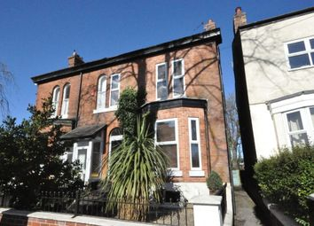 Thumbnail 5 bed semi-detached house for sale in Longford Avenue, Stretford, Manchester