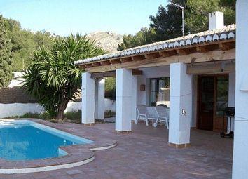 Thumbnail 5 bed villa for sale in Moraira, Valencia, Spain