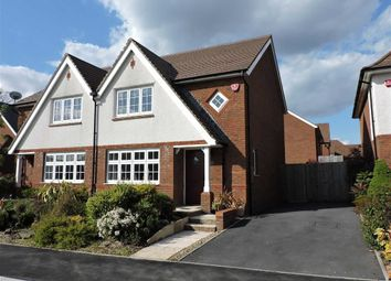 Thumbnail 3 bedroom semi-detached house for sale in Bryn Morgrug, Alltwen, Pontardawe, Swansea