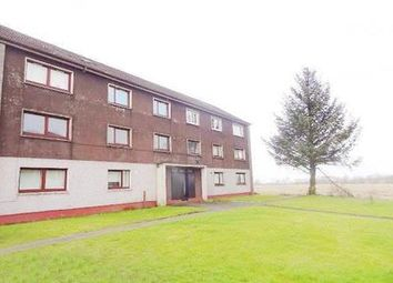 Thumbnail 3 bed flat for sale in Dervaig Gardens, Motherwell, North Lanarkshire
