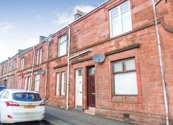 Thumbnail 1 bed flat for sale in Alexander Street, Dunbeth, Coatbridge, North Lanarkshire