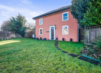 Thumbnail 3 bed detached house for sale in Hales, Norwich, Norfolk