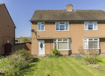 Thumbnail 2 bed semi-detached house for sale in Keswick Drive, Newbold, Chesterfield