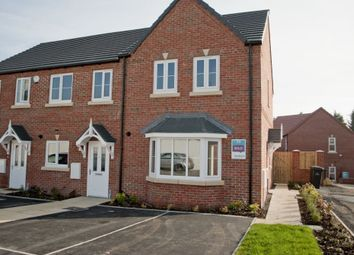 Thumbnail 3 bed end terrace house to rent in Kingfisher Drive, Mexborough, South Yorkshire