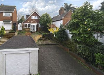 Thumbnail 4 bedroom detached house for sale in Church Road, Tettenhall Wood, Wolverhampton