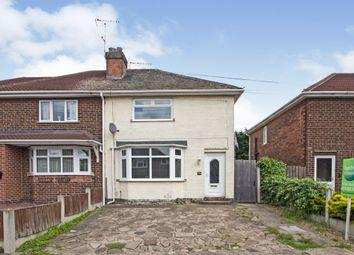 Thumbnail Semi-detached house for sale in Hexham Avenue, Ilkeston