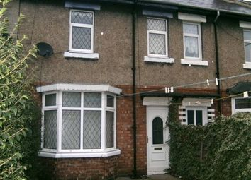 Thumbnail 2 bedroom terraced house to rent in Cavendish Gardens, Ashington