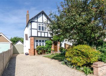 Thumbnail 4 bed detached house for sale in Wallace Avenue, Worthing, West Sussex