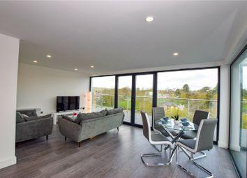 Thumbnail 3 bed flat for sale in Swan Court, Waterhouse Street, Hemel Hempstead, Hertfordshire