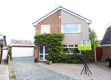Thumbnail 4 bed detached house for sale in The Maltings, Longton, Preston