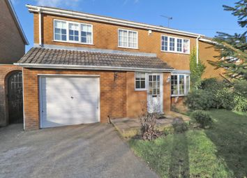 Thumbnail 4 bed detached house to rent in Lockwood Bank, Epworth