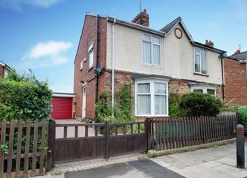 Thumbnail 2 bed semi-detached house for sale in Salters Lane South, Darlington, Durham
