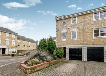 Thumbnail 3 bedroom end terrace house for sale in Vicarage Drive, Beckenham