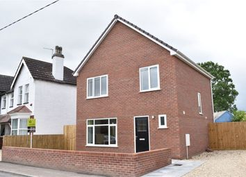 Thumbnail 3 bed detached house for sale in The Avenue, Caldicot