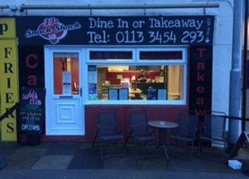 Thumbnail Restaurant/cafe for sale in 182 Whitehall Road, Bradford