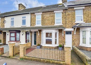Thumbnail 5 bed terraced house for sale in Park Road, Sittingbourne, Kent