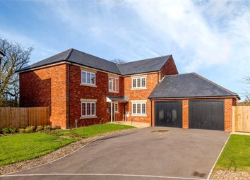 Thumbnail 5 bed detached house for sale in Oakfield Lane, Ashford Hill, Thatcham, Hampshire