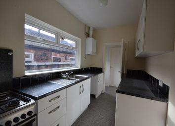 Thumbnail 2 bedroom terraced house to rent in Dartmouth Street, Burslem, Stoke-On-Trent