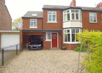 Thumbnail 4 bed semi-detached house for sale in Admiral Walker Road, Beverley