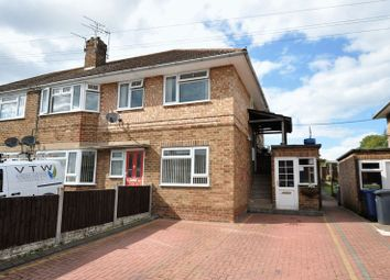 Thumbnail 3 bed flat for sale in St. James Road, Barton Under Needwood, Burton-On-Trent