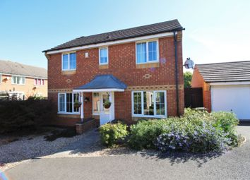 Thumbnail 3 bed detached house for sale in Wilson Close, Timken, Daventry