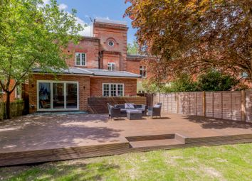 Thumbnail 3 bed end terrace house for sale in Lavershot Hall, London Road, Windlesham, Surrey