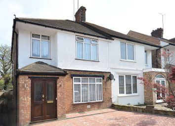 Thumbnail 3 bed property to rent in Nethercourt Avenue, Finchley