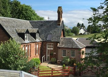 Thumbnail 4 bed link-detached house to rent in 2 Old School Court, Main Street, Killearn, Glasgow