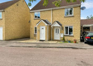 Thumbnail 2 bed semi-detached house for sale in Drift Close, Cirencester