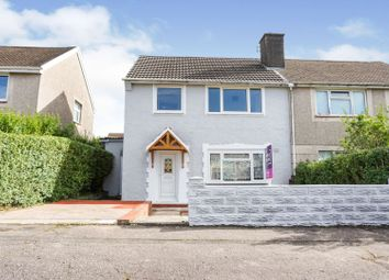 3 bed semi-detached house for sale in Primrose Court, Penlan SA5