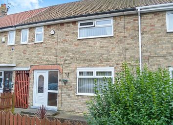 Thumbnail 3 bed terraced house for sale in Bideford Grove, Hull