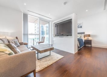 Thumbnail Studio to rent in Maine Tower, 9 Harbour Way, London