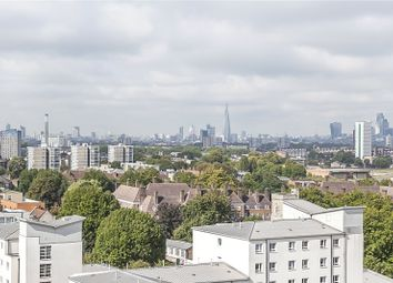 Thumbnail 3 bed flat for sale in Vertex Tower, 3 Harmony Place, London