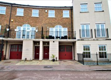 Thumbnail 3 bed town house for sale in Palladian Circus, Greenhithe