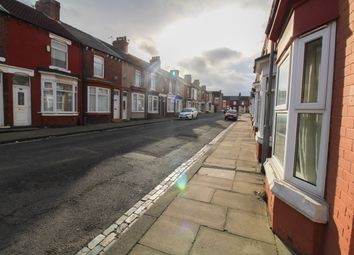 2 bed terraced house to rent in Edward Street, North Ormesby TS3