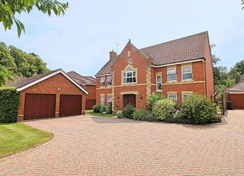 5 bed detached house for sale in Woodlands Close, Oadby, Leicester LE2